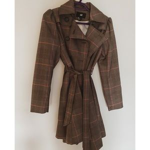 H&M Trench-coat with belt